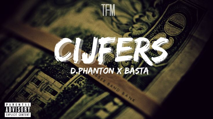 D.Phanton x Basta - Cijfers prod.CashMoneyAP