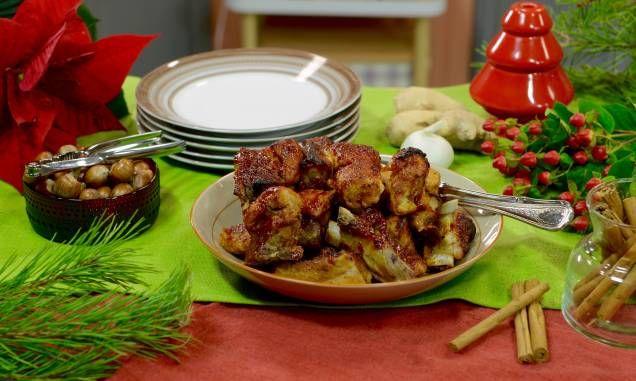 Julrevbensspjäll är en riktig höjdare på julbordet. Så här gör Mitt Kök-kocken Jennie Walldén för att få till den bästa smaken!