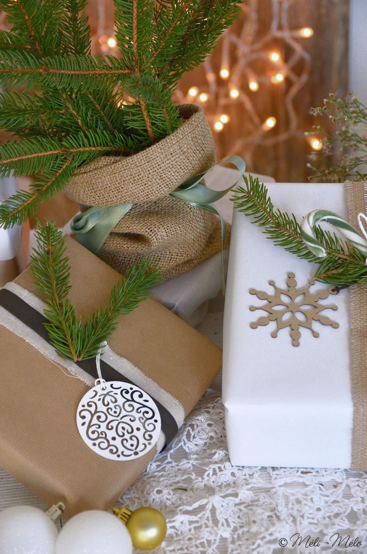 Decorazioni natalizie - Etiquettes décoratives de Noël - Decorative Christmas Tags by Méli-Mélo | Graphic Design - Ph: Clelia Celentano - Visual: Cinzia Guido