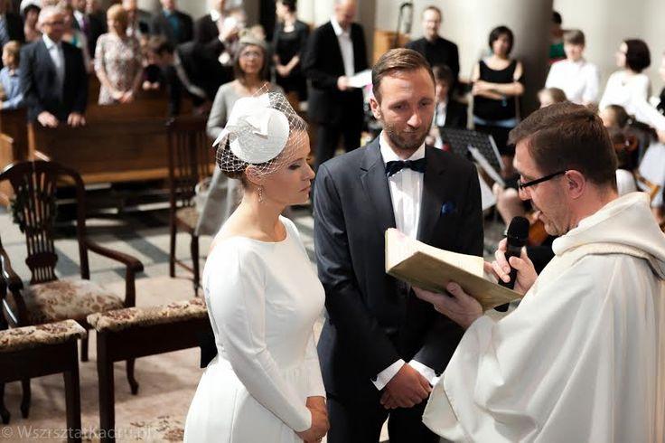 wedding toque