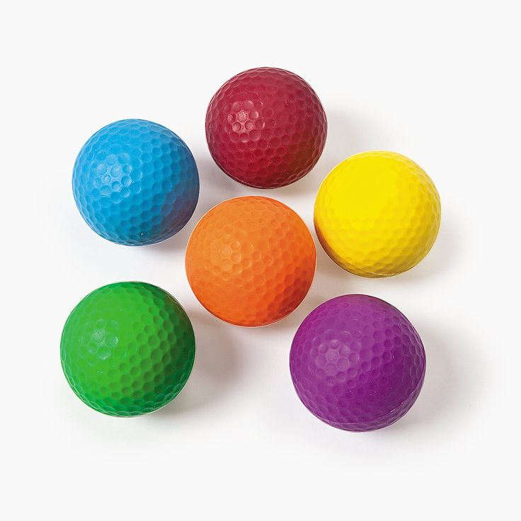 Golf Bouncing Balls - Party Favors