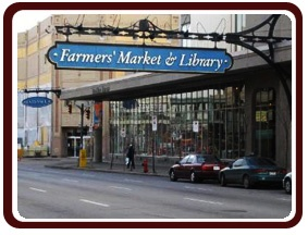 Hamilton Farmer's Market, Hamilton Ontario