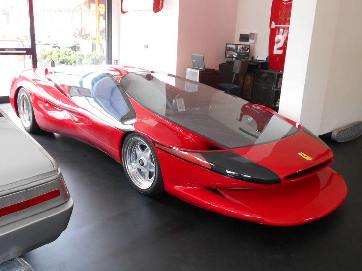 Maranello Purosangue : Ferrari Testa D'Oro Colani