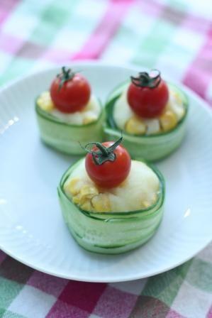 ケーキみたいなポテトサラダ by はっぱさん   レシピブログ - 料理 ...