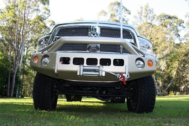 Johns new Dodge Ram Conversion by Trucks N Toys www.trucksntoys.com.au (02) 96522056