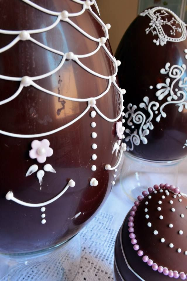 Easter Eggs Royal icing