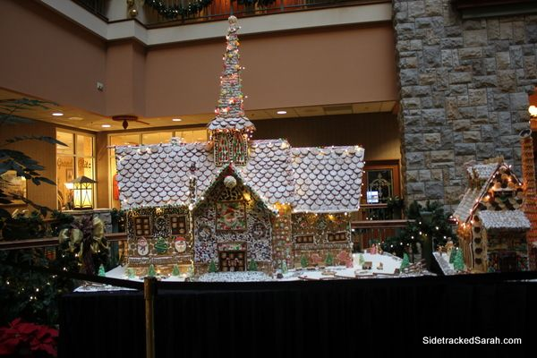 Gingerbread House Christmas Best Images Collections Hd