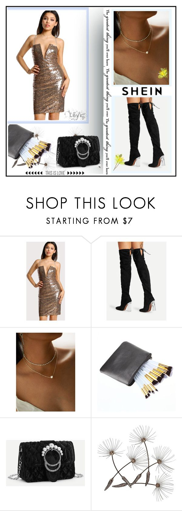 """""""SheIn 10 / XXIV"""" by ozil1982 ❤ liked on Polyvore featuring Post-It"""