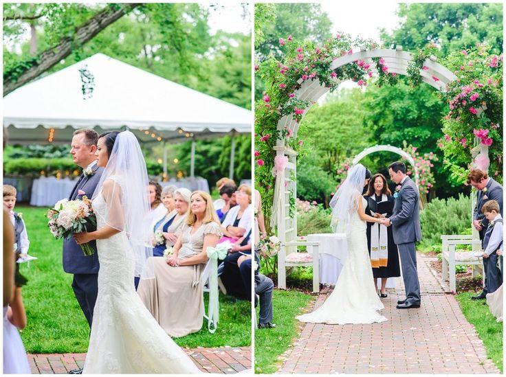 Blush garden wedding in richmond virginia richmond virginia for Affordable wedding photography richmond va