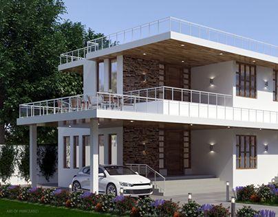 "Check out new work on my @Behance portfolio: ""Villa Exterior"" http://be.net/gallery/54966693/Villa-Exterior"