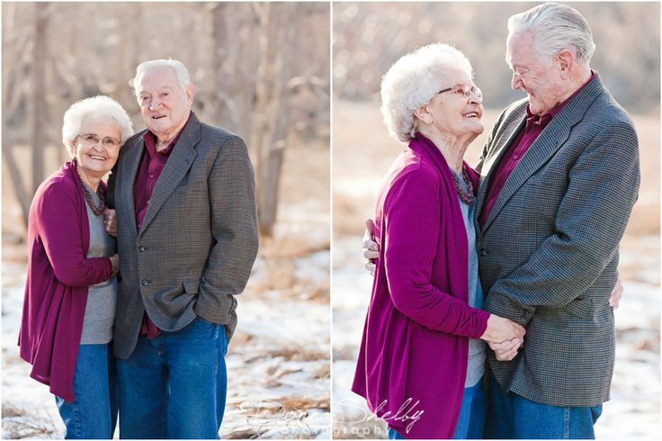 Photographing Older Couples