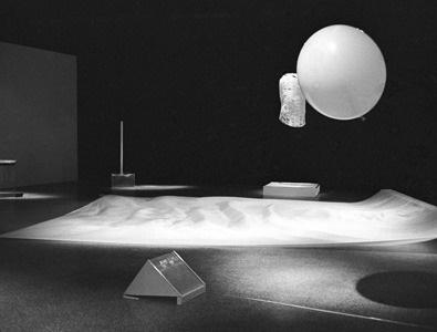Hans Haacke, Wide White Flow, 1967