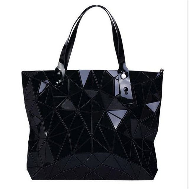 2017 Hot Sale Women Bag Japan Hologram Baobao Handbag High Quality Bag Top-Handle Bags Envelope Shoulder Evening Chain Clutch