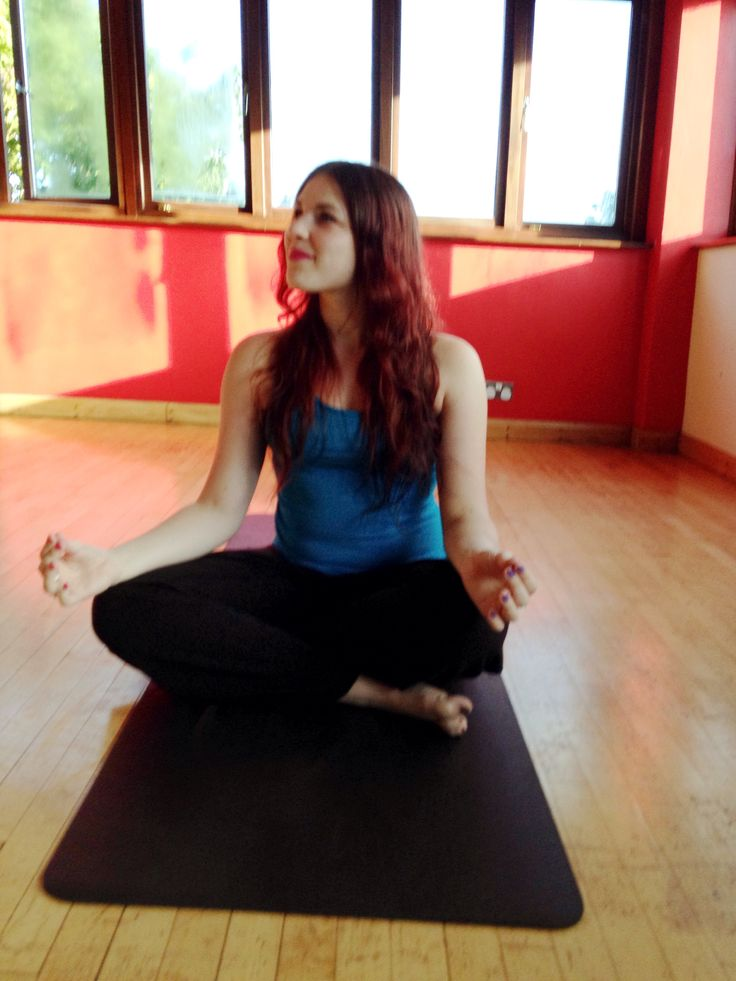 ✔Attend a Yoga Class - (Hotbox Yoga with Jodie, 2014)