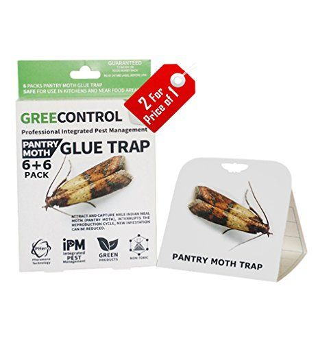 Best Pantry Moth Trap With Pheromone Attractant non Toxic... https://www.amazon.com/dp/B01M1V4UJY/ref=cm_sw_r_pi_dp_x_1dajyb88DYERJ