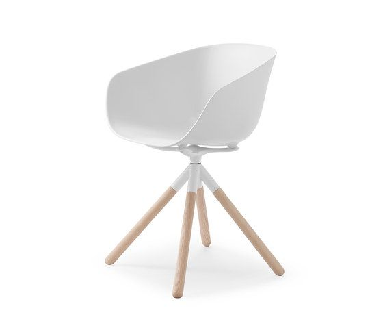Maya 4t by Softline - 1979 | Visitors chairs / Side chairs