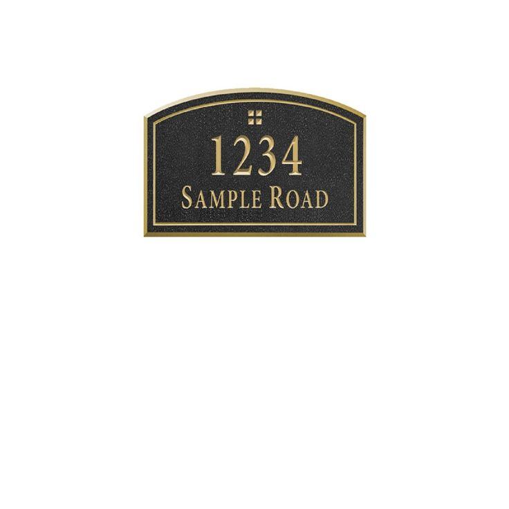 Salsbury Industries Signature Series Plaque Arched Small Grid Surface Mounted  #home #curbappeal #homeandgarden #hgtv #design #diy #realty #homesweethome #architecture #mailbox