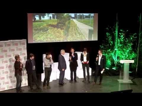 VAL'HOR : Découvrez pourquoi le Conseil Général de l'Orne (Alençon-61) Prix Spécial du Jury aux Victoires du Paysage 2014