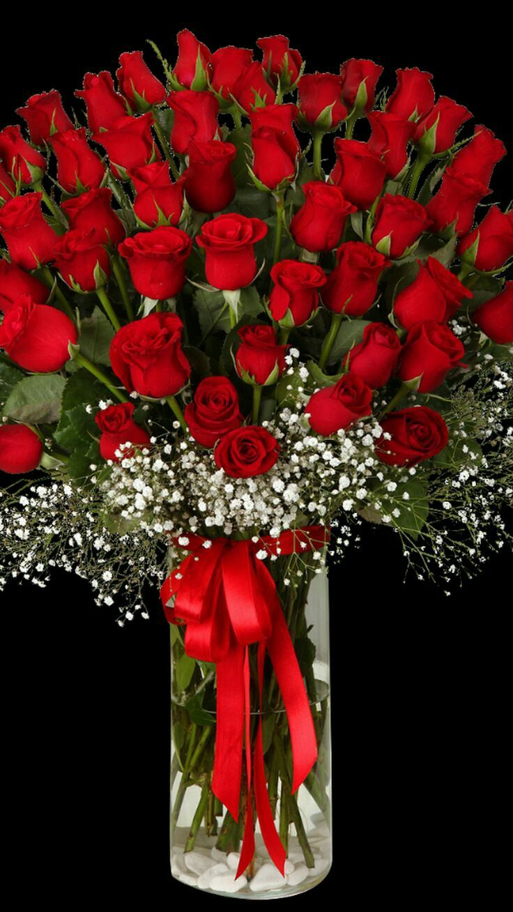 Urodziny Urodziny Birthday Flowers Bouquet Rose Flower Wallpaper Valentines Flowers