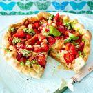 Tomaten-Rezepte mit aromatischfür gästeem Sommergemüse