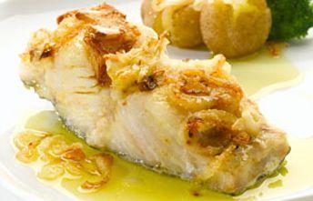 Bacalhau no Forno