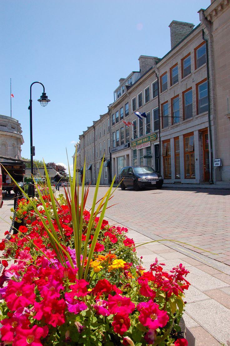 Market Street, Kingston, Ontario