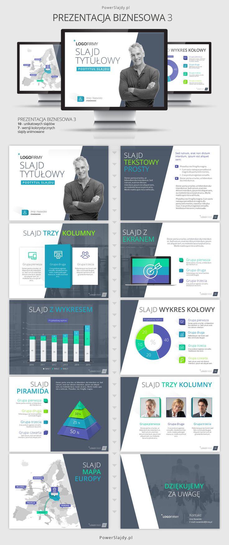 Prezentacja biznesowa 3 w Power Point http://www.powerslajdy.pl/pl/p/Prezentacja-biznesowa-3/93