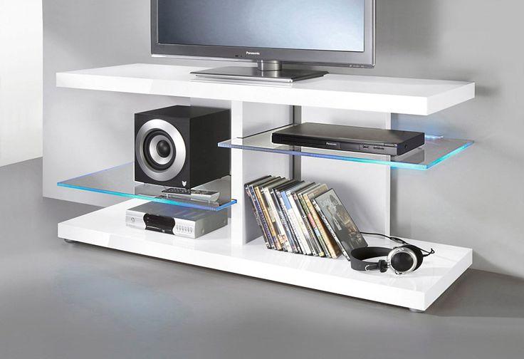 TV-Lowboard, HMW Möbel, Breite 120 cm Jetzt bestellen unter: https://moebel.ladendirekt.de/wohnzimmer/tv-hifi-moebel/tv-lowboards/?uid=8443d7c7-0f0a-5225-b808-fc6d3c112655&utm_source=pinterest&utm_medium=pin&utm_campaign=boards #tvlowboards #wohnzimmer #tvhifimoebel