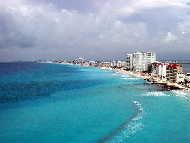 Cancun, Mexico is most known as one of the best Spring Break locations. It is also good for romantic getaways & beach lovers. The best place to stay is in the Hotel Zone. Also, make sure to stop by Senior Frog's for a nice cool drink. Check the State Dept. for any travel advisories.(https://www.facebook.com/TravelingWarrior) #Cancun #attractions. by: ©Gary Elrod on flickr (http://www.flickr.com/photos/gelrodandjodie/) Attribution license: (http://www.flickr.com/creativecommons/) No changes…
