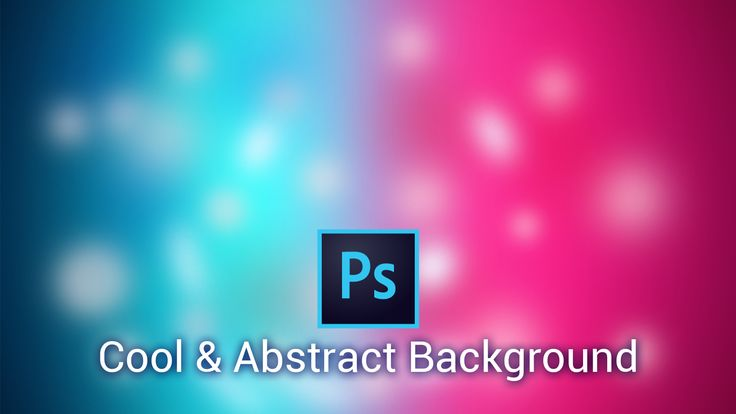 """Photoshop cool background Tutorial 