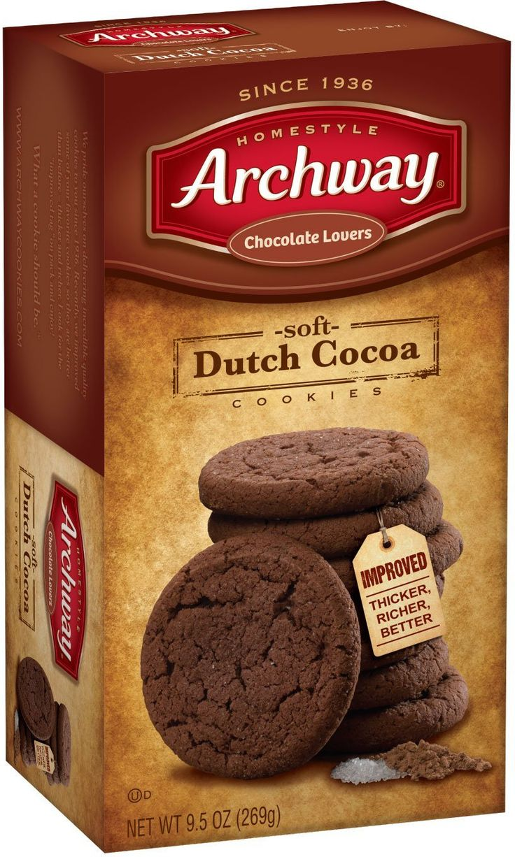 Archway Cookies Soft Dutch Cocoa 875 Ounce Visit The Image Link