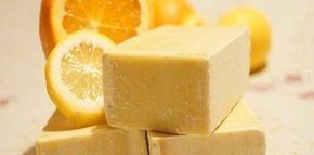Recept na prírodné citrónové mydlo, ktoré vám pomôže vyliečiť kožné choroby vrátane psoriázy a akné