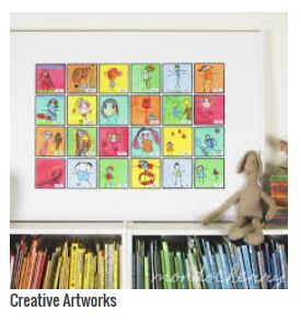 Avani's Online Shop: OceanSeven's Clothing - Creative Artworks