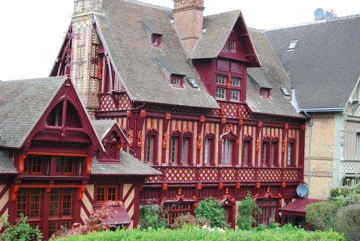 Trouville-sur-Mer, France