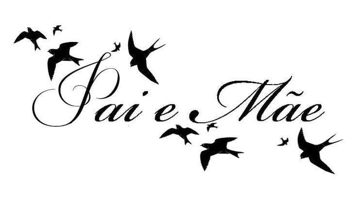 Pin De Cristina Em Fitas De Finalistas Tatuagem Familia Feminina