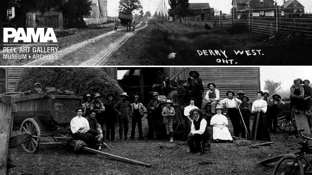 Mississauga History: Derry West