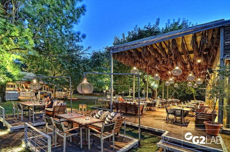 Omilos barrestaurant, Ioannina, G2 LAB