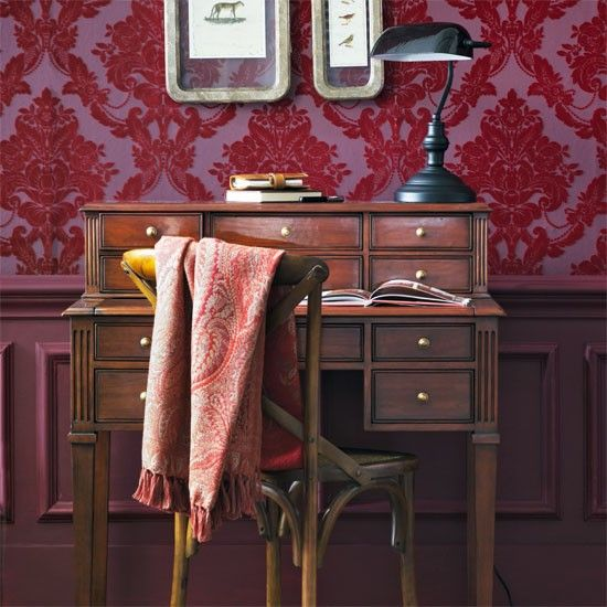 Create The New Victorian Look | New Victorian Decorating   Autumn/winter Trends  2011 |