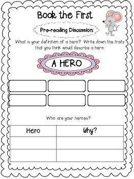 Mentor Text: Organization in Writing