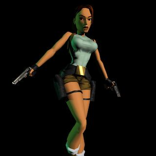 Lara Croft (Original Timeline) | Lara Croft Wiki | Fandom powered by Wikia