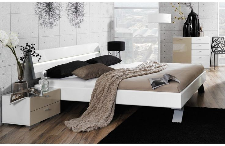 Lit moderne calina - #chambremoderne #chambre #lit