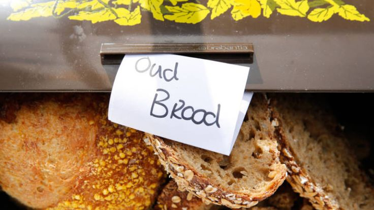 Huishoudens verspillen minder voedsel - No waste network