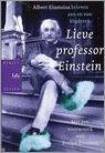 Lieve professor einstein is een leuk boek. Einstein was zo beroemd dat kinderen uit de hele wereld hem schreven over zeer uiteenlopende zaken. In dit boek staan zestig brieven van kinderen over onderwerpen als sterren, roem en geloof. Einsteins antwoorden duiden op een grote betrokkenheid bij hun vragen. Hij geeft vaak originele meningen.