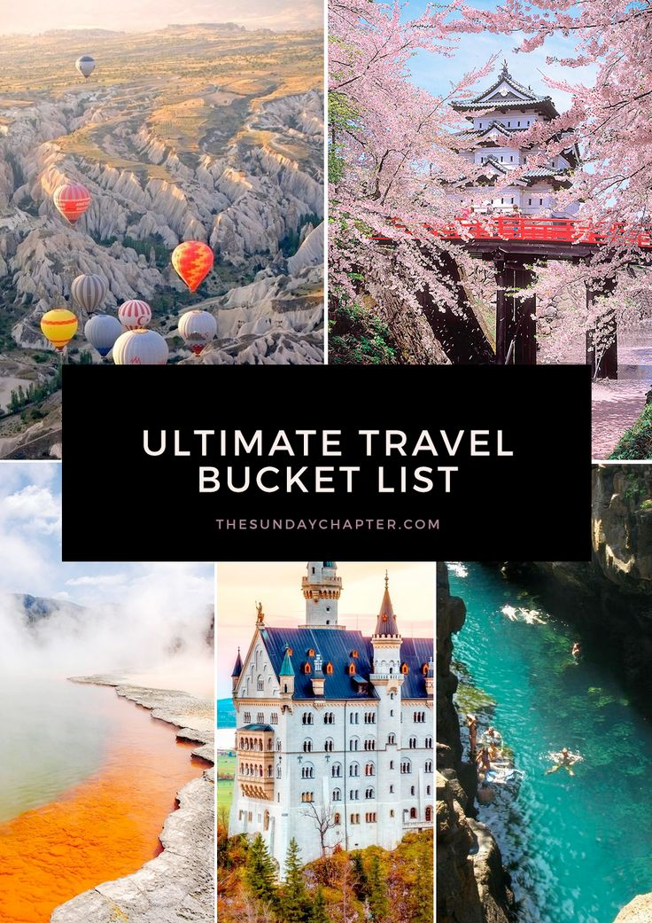 If you like to travel, you probably have...