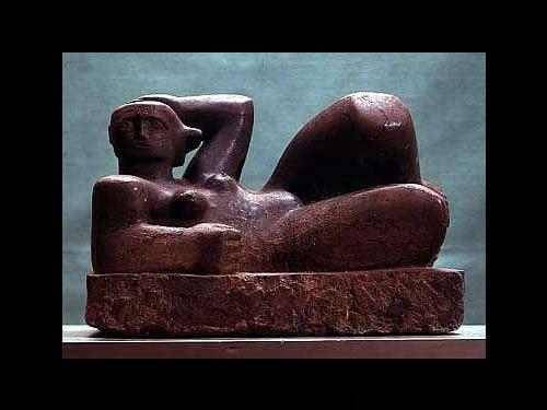 Henry Moore - Reclining Figure & 25+ melhores ideias de Henry moore reclining figure no Pinterest ... islam-shia.org