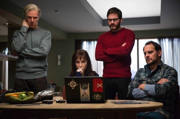 """The Fifth Estate"" Makes Wikileaks And Julian Assange Seem Totally Meh"