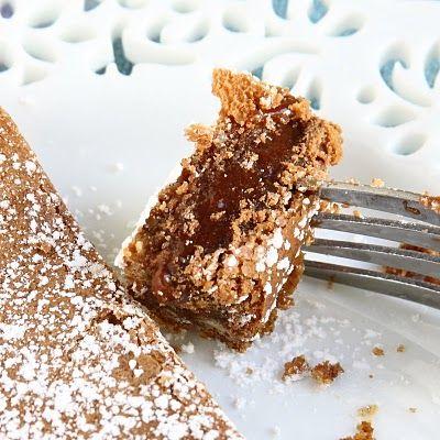 Nutella Crack Pie!Desserts, Showfood Chefs, Fun Recipe, Sweets, Crack Piea, Nutella Crack, Baking, Nutella Pies, Crack Pies