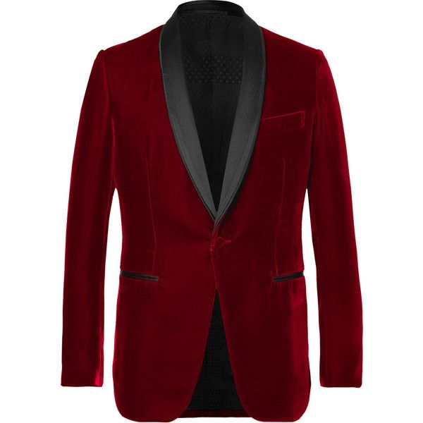 Designer Tuxedos ❤ liked on Polyvore featuring men's fashion and men's clothing