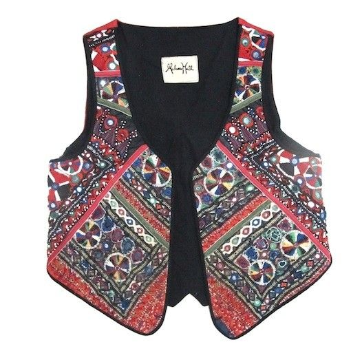 Indian embroidery,vest, indian vintage textiles | 'WOW ...