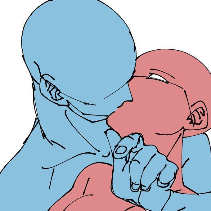 커플 키스씬